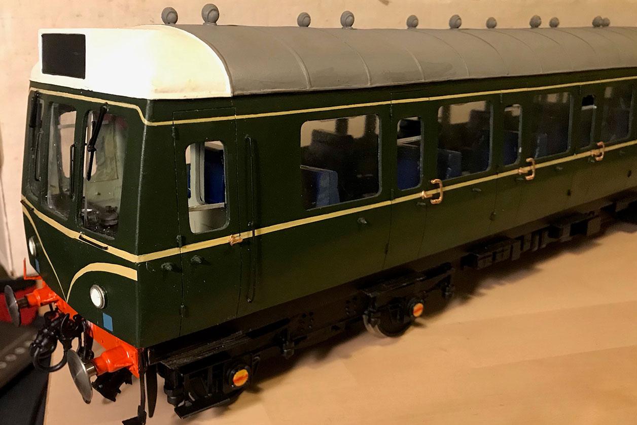 Gauge 3 Class 121 Bubblecar
