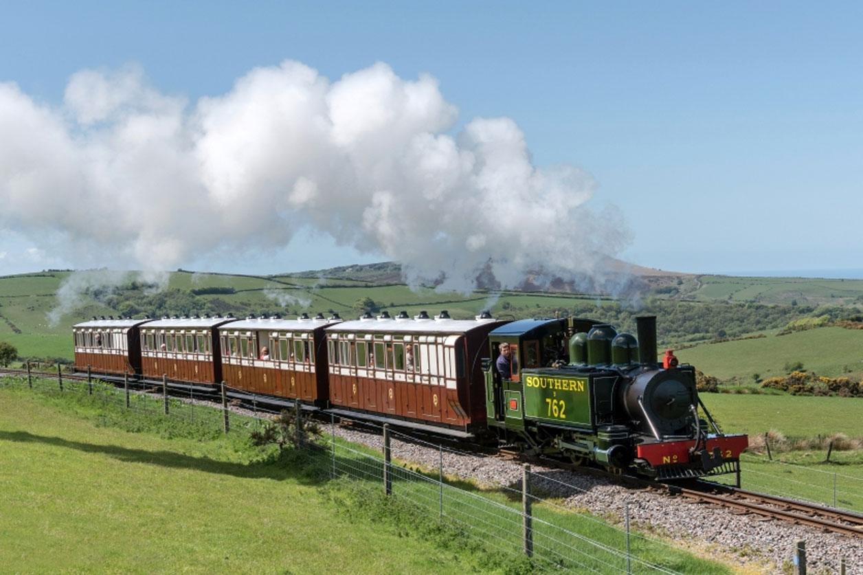 The Lynton & Barnstaple Railway