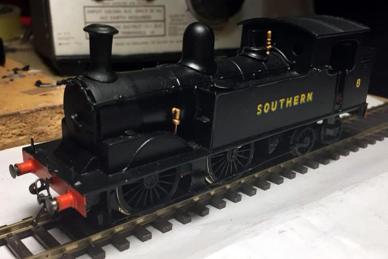 The LSWR fleet