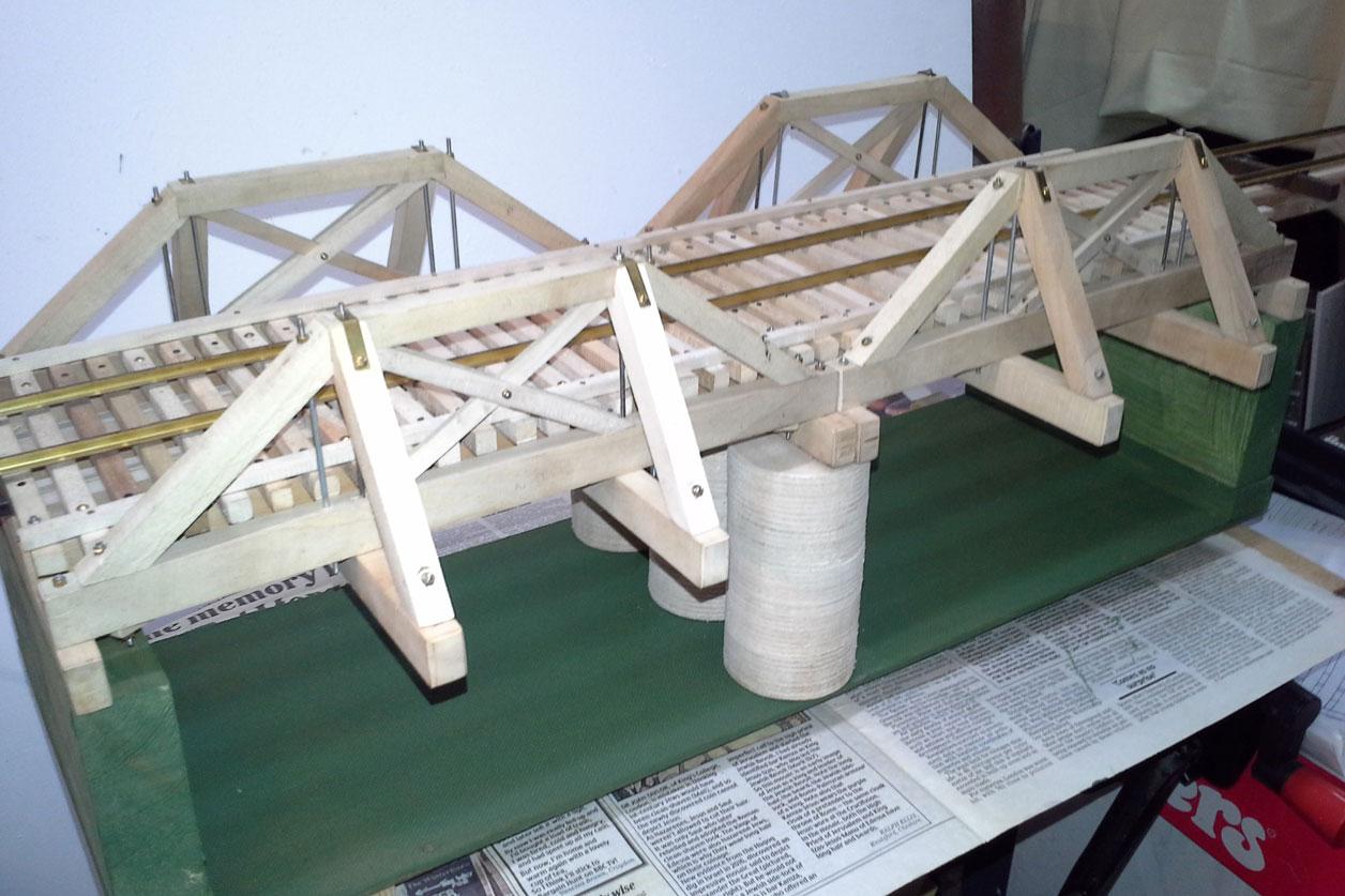Part 4 Bridge and Wye Track