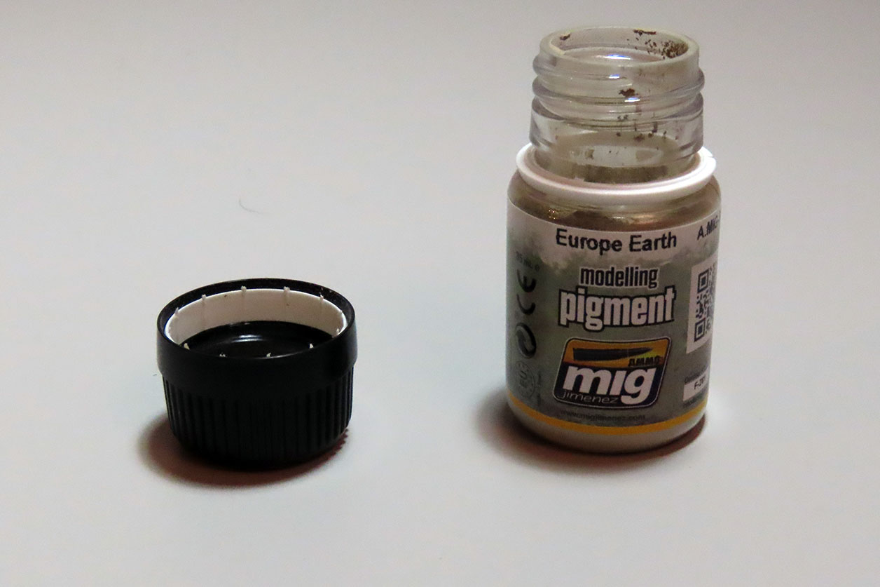 Part 4: Pigments and Powders